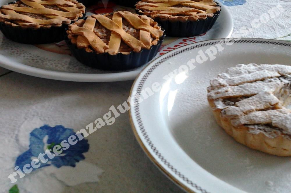 Ricetta per pastiera napoletana light senza glutine