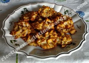Ricetta per celiaci. Frittelle di mele al forno senza glutine