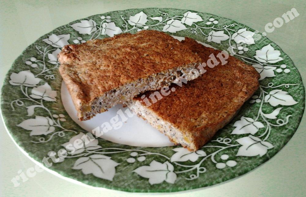 Ricetta dello Sformato di Zucca e Grano Saraceno senza glutine