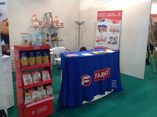 Host 2013 stand Farmo senza glutine