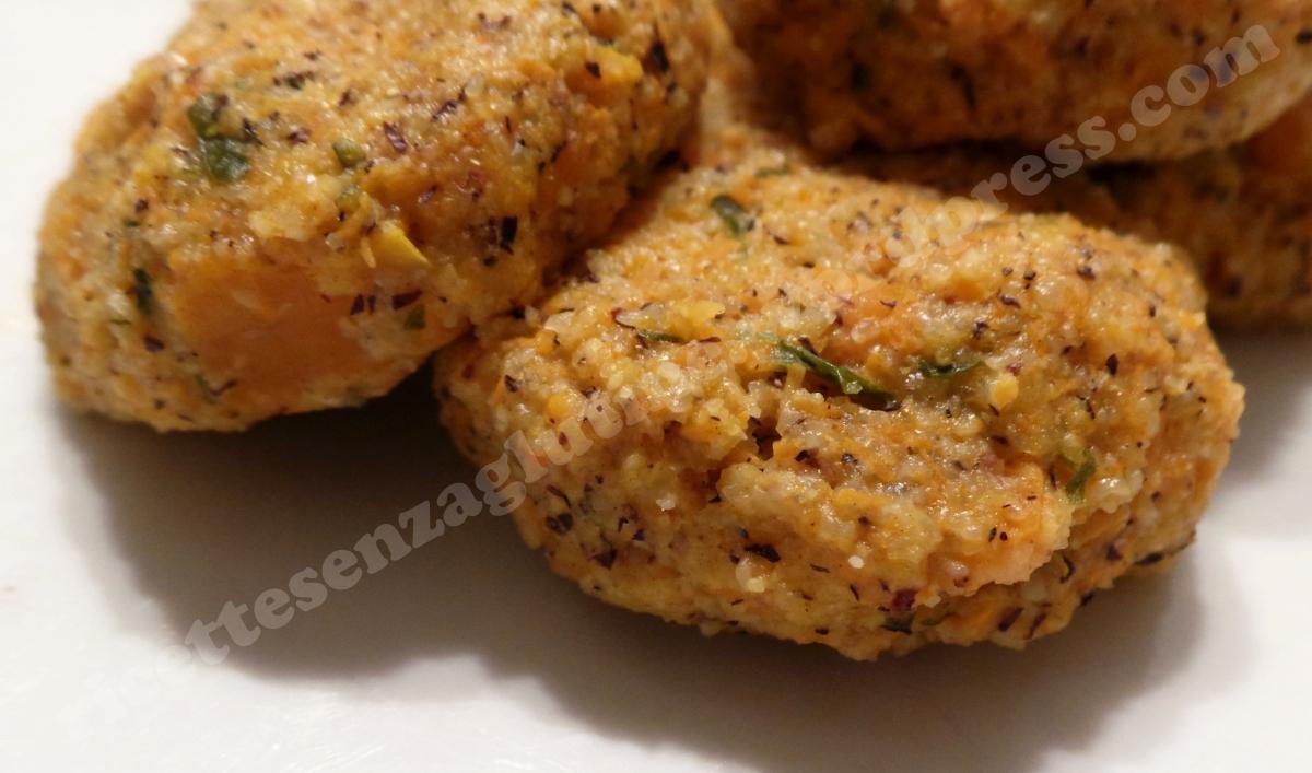 Polpette di zucca al vapore ricette senza glutine - Forno a vapore ricette ...
