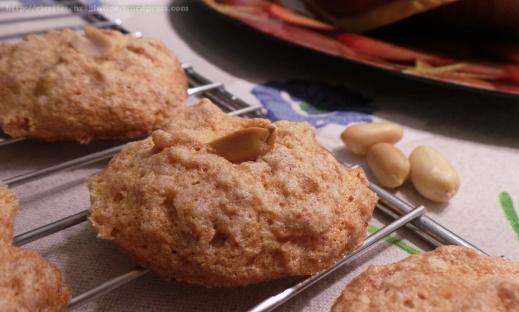Biscotti Brasiliani alle Arachidi