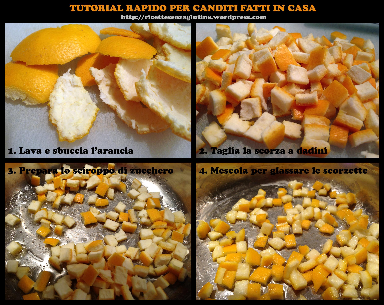 Panettone senza glutine con canditi fatti in casa ricette senza glutine - Profumatori ambiente fatti in casa ...