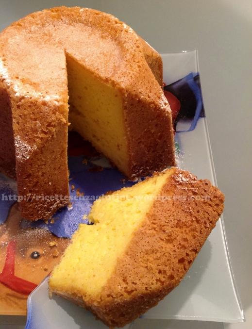 Pandoro senza Glutine fatto in casa con Mix Schar