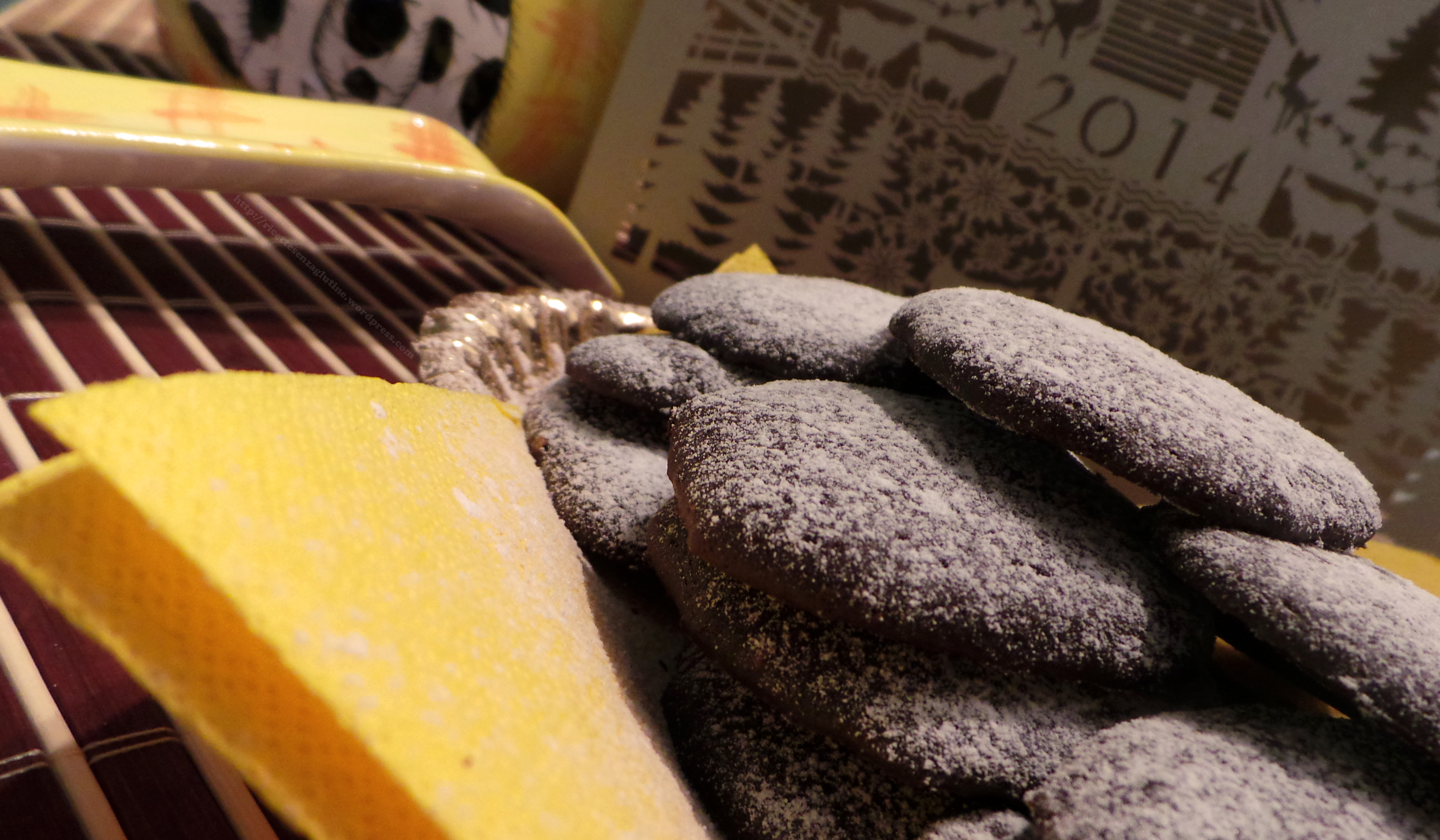 Biscotti Al Cacao Con Farina Di Riso Ricette Senza Glutine