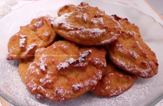 Frittelle di Zucca al Forno con Farina di Quinoa