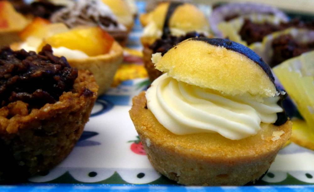 Pasticcini senza Glutine fatti in casa