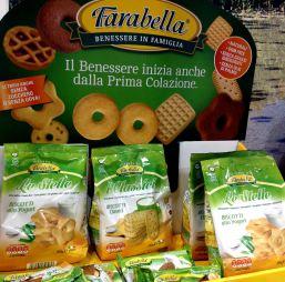 Farabella biscotti senza glutine TuttoFood 2015