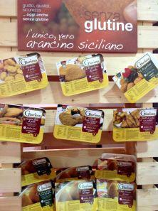 Glorioso arancini siciliani senza glutine TuttoFood 2015
