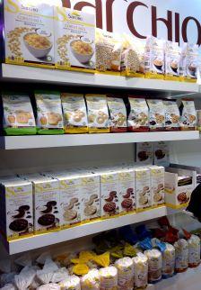 Sarchio snack bio senza glutine TuttoFood 2015