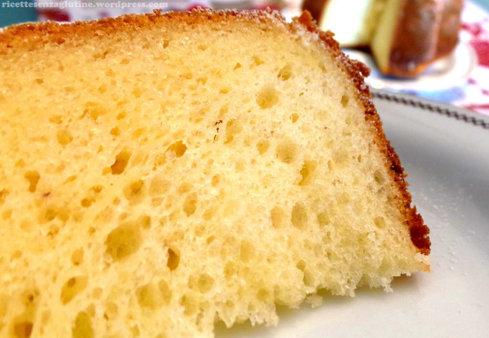 Pandoro con kefir e farina senza glutine Polselli