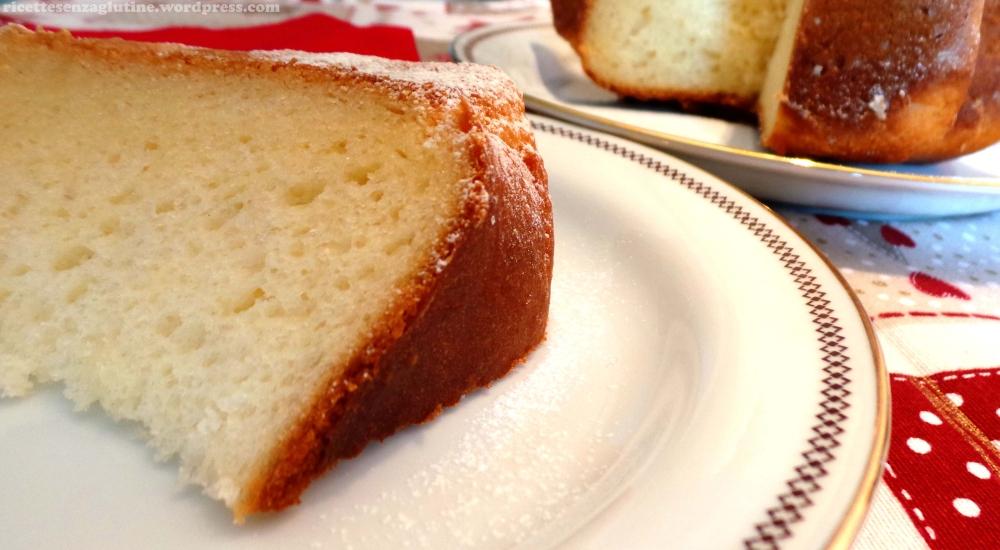 Pandoro senza glutine al kefir fatto in casa con farina Polselli