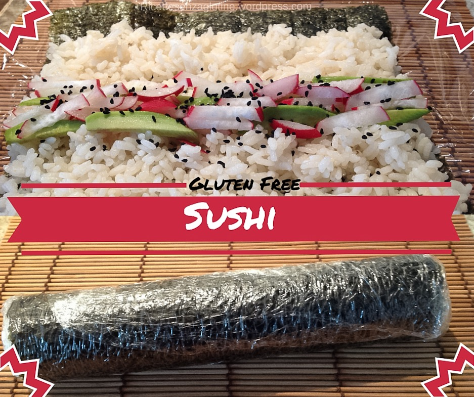 maki zushi gluten free recipe